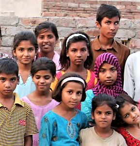 Pakistan Kids