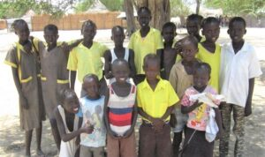 South Sudan Children